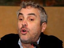 El director ganador de un Oscar Alfonso Cuarón Fotos de archivo libres de regalías