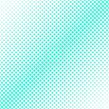 El diseño cuadrado diagonal de semitono del fondo del modelo - vector el ejemplo ilustración del vector