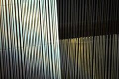 El diseño de centro de conferencia de la ciudad de Estocolmo Fotos de archivo