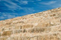 El Djem Amphitheater (11). El Djem Roman Amphitheatre in Tunisia Royalty Free Stock Images