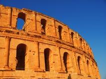 El Djem Coliseum Royalty Free Stock Images