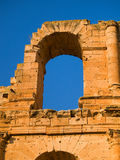 El Djem Coliseum Stock Image