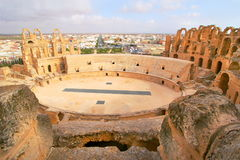 El Djem Stock Photos