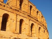 El Djem Coliseum, Tunisia Royalty Free Stock Photo