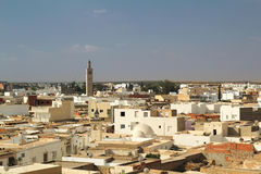 El Djem Town in Tunisia Stock Images