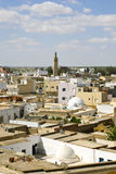 El Djem is a town in Tunisia, Mahdia governorate Stock Photo