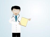 El doctor Medical Foto de archivo libre de regalías