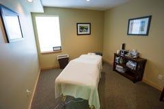 El doctor Office Massage Room Fotos de archivo