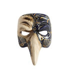 El doctor veneciano Mask Fotos de archivo libres de regalías
