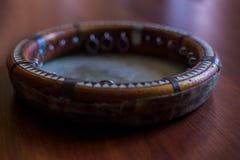 El doira tradicional del instrumento musical del uzbek, Imágenes de archivo libres de regalías