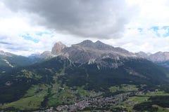 El Dolomiti Apls Fotografía de archivo