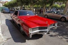 EL-dorado Cadillac-Fleetwood Lizenzfreie Stockbilder