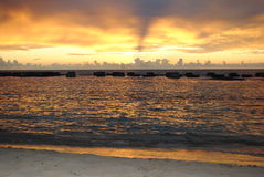 EL Dorado Casitas Royale in Cancun, Mexiko lizenzfreie stockbilder