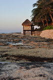 EL Dorado Casitas Royale in Cancun, Mexiko lizenzfreie stockfotos