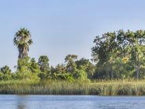 El Dorado Park jezioro obraz stock