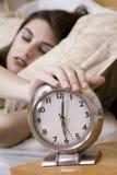 El dormir Imagenes de archivo