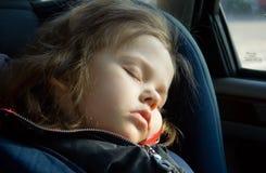 El dormir Fotos de archivo