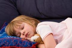 El dormir imágenes de archivo libres de regalías