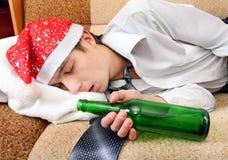 El adolescente borracho borracho el cine