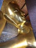 El dormir de Buda Imagen de archivo libre de regalías