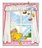 El dormitorio de los niños libre illustration