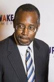 El Dr. Ben E Carson que corre posiblemente para U Presidente de S Fotografía de archivo libre de regalías