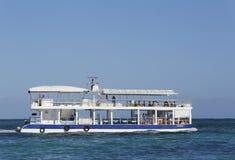 El Dr. flotante Fish Ocean Spa en Punta Cana, República Dominicana Imagen de archivo libre de regalías