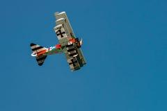 El Dr.-Yo Reproduction de Fokker Imagen de archivo