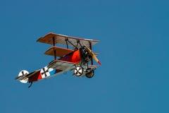 El Dr.-Yo Reproduction de Fokker Imagenes de archivo