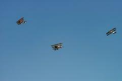 El Dr.-Yo Reproduction de Fokker Foto de archivo libre de regalías