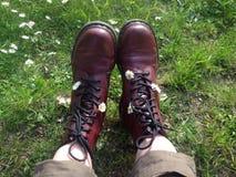 El Dr. Zapatos de las martas Imagen de archivo libre de regalías