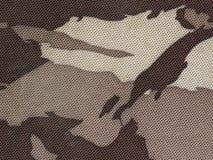 El dril de algodón de la tela del fondo Fotos de archivo