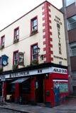 El Dubliner viejo en el distrito de la barra del templo, situado en el southbank del río Liffey en Dublín, Irlanda Fotos de archivo