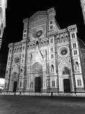 El-Duomo Arkivfoton