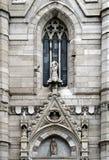 El Duomo de Nápoles Imágenes de archivo libres de regalías
