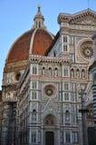 El Duomo en Florencia. Italia fotos de archivo