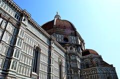 El duomo en Florencia, Italia Fotografía de archivo libre de regalías