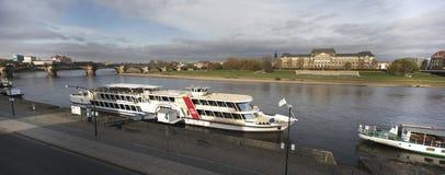 El Eble visto de la terraza de Brà del hl del ¼ Fotos de archivo libres de regalías