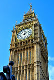El edificio bien conocido en Londres - Inglaterra Imágenes de archivo libres de regalías