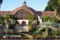El edificio botánico Imágenes de archivo libres de regalías