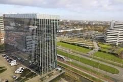 El edificio de Atradius Imágenes de archivo libres de regalías
