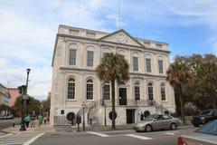 Edificio de ayuntamiento, Charleston Carolina del Sur Imagenes de archivo