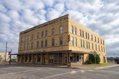 El edificio de intercambio del rodeo en Fort Worth, Tejas Foto de archivo libre de regalías