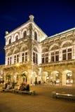 El edificio de la ópera del estado de Viena en Austria. Fotos de archivo libres de regalías