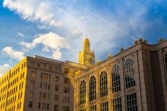 El edificio de Newbry en Boston, Massachusetts, los E.E.U.U. Fotos de archivo