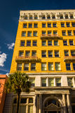 El edificio de oficinas de la gente en Charleston, Carolina del Sur fotos de archivo