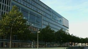 El edificio de oficinas de ZDF, Hamburgo