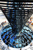El edificio de Reichstag, alemán Imágenes de archivo libres de regalías