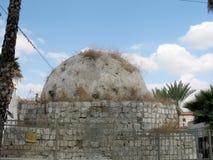 El edificio del Árabe-estilo Fotografía de archivo libre de regalías