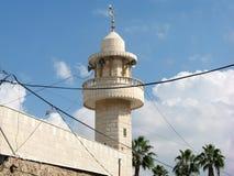 El edificio del Árabe-estilo Fotos de archivo libres de regalías